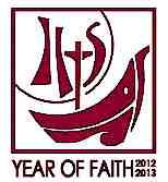 Year fo Faith Logo